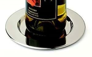 Franmara Pratique S/S Wine Bottle 4-Piece Coasters Set