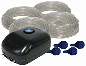 EasyPro Pond Products EPA4 Aerator and Deicer for Ponds Up to 1500 gallons