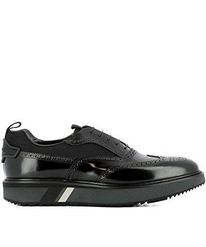 2EG233FX011EFTF0002 Schwarz Sneakers Herren Leder Prada Sq1wn