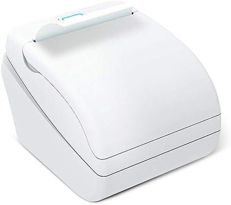 Mini Pocket Impresora térmica inalámbrica BT Image Etiquette Photo ...