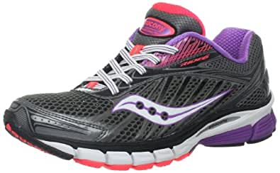 Amazon.com | Saucony Women's Ride 6 Running Shoe, Grey