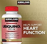 Kirkland Qunol 200 mg Ubiquinol, 250 mg Omega 3, 90 Softgels