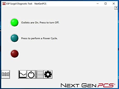 ESP Next Gen Surge Protector/Noise Filter/Power Monitor, (Model # XG-PCS-20D) - 120 Volt, 20 Amp with NEMA 5-20 Connectors by ESP (Image #5)