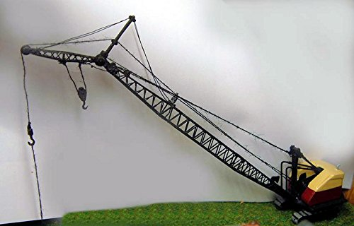 Used, Langley Models 22-RB Lattice Crane + Fly Jib '55 on for sale  Delivered anywhere in USA