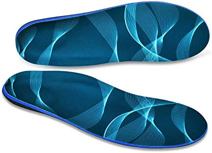 Orthotic Flat Foot Arch Support Cushion Shoe Insoles Heel Pain Relief Inserts RF