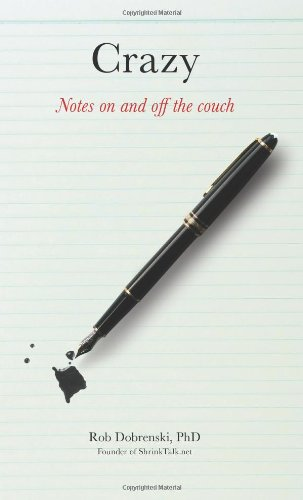 Image of Crazy: Notes On And Off The Couch