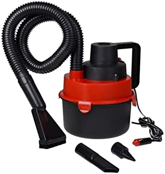 Wet & Dry Canister Car Vacuum Cleaner
