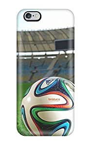 For LastMemory Iphone Protective Case, High Quality For Iphone 6 Plus World Cup 2014 Skin Case Cover