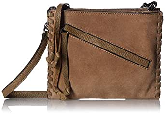 Vince Camuto womens Caol Small Crossbody Green Size: One Size