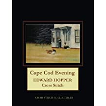 Cape Cod Evening: Edward Hopper Cross Stitch Pattern