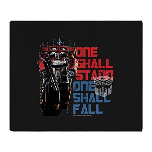 CafePress Transformers One Shall Stand Soft Fleece Throw Blanket, 50