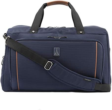 Travelpro Crew Versapack-Weekender Carry-on Suiter Duffel Bag, Patriot Blue, One Size