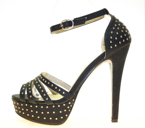 More Styling , chaussures compensées femme