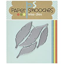Paper Smooches Die-Feathers 2