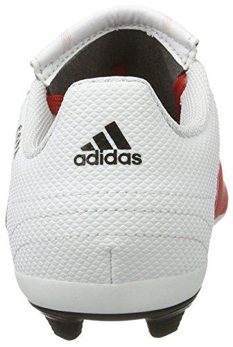 adidas Copa 17.4 Fxg J, Botas de Fútbol Unisex Niños, BLACK1/WHT/BLACK1 Marrón (Rojo/ftwbla/negbas)