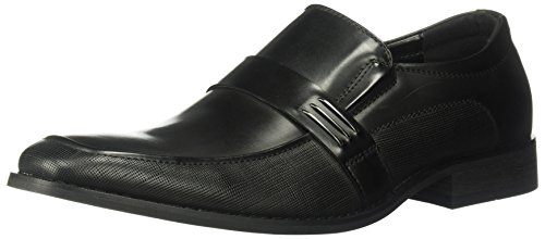 Unlisted by Kenneth Cole Men's Design 30382 Loafer Black buy cheap get authentic manchester great sale perfect cheap price w4pKGjKSFT