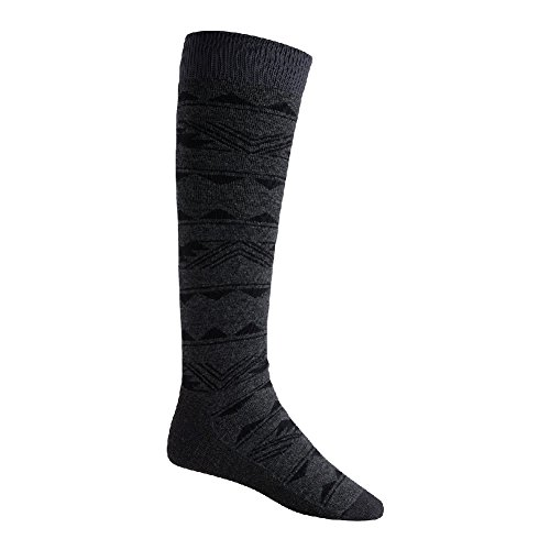 Burton Men's Ranger Socks, Faded Heather, Medium by Burton