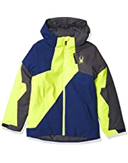 Spyder Active Sports Boys Ambush Ski Jacket