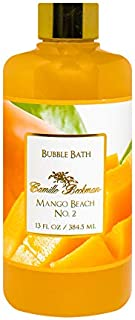 product image for Camille Beckman Bubble Bath, Mango Beach No. 2, 13 Ounce