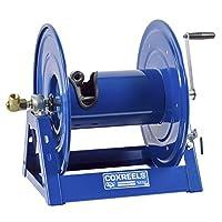 """Coxreels 1125-4-200-C Bevel Geared Crank Hose Reel 1/2"""" x 200' 3000 psi No Hose"""