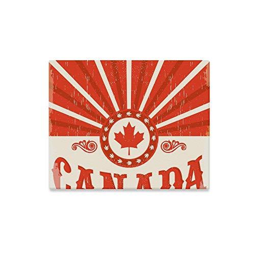 Arte de la pared pintura Canadá Vintage cartel antiguo ...