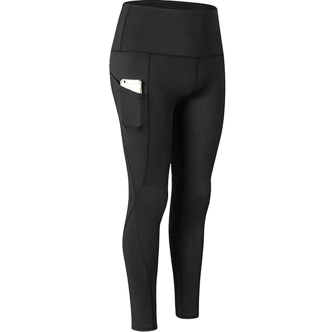Amazon.com: Alruy - Leggings deportivos de cintura alta para ...