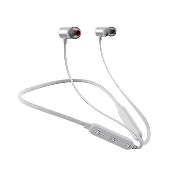 XZANTE Auriculares Bluetooth W8 Auriculares Inalámbricos Estéreo ...