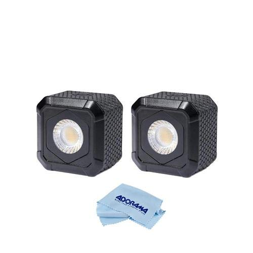 Lume Cube AIR (2 Pack) - with Free Microfiber Cloth by LUME CUBE (Image #9)