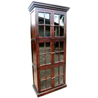 D-ART COLLECTION 6-Door Library Bookcase