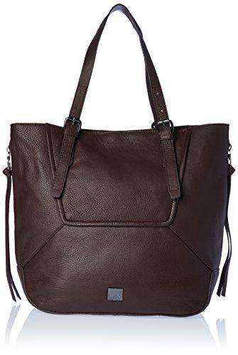 Kooba Handbags Crawford Tote, Dark Berry