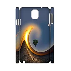 KSDHPNECASE Fashion Diy case Of Balloon 3D Bumper Plastic customized case For samsung galaxy note 3 N9000