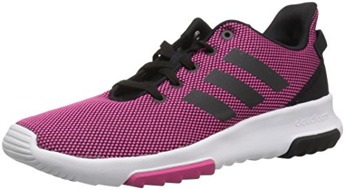 adidas Performance Unisex-Kids CF Racer TR Running Shoe, Real Magenta/Black/Real Magenta, 6.5 M US Big Kid
