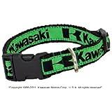 Kawasaki Dog Collar - Size Medium