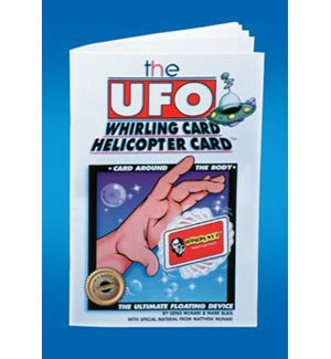 Looking for a ufo card magic trick? Have a look at this 2019 guide!
