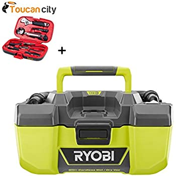 Amazon Com Ryobi 18 Volt One 3 Gal Project Wet Dry