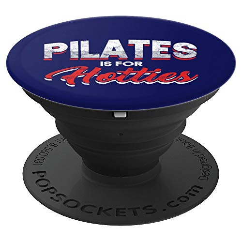 Yoga Class Yoga Instructor Gym Trainer Pilates For Hotties PopSockets Grip and Stand for Phones and Tablets (Best Trainers For Gym Classes)