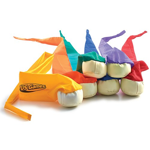 US Games Tail Balls (6-Pack)