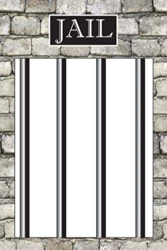 speedy orders Jail Bars Selfie Party Photo Booth Frame Size 36 x 24 inches Behind Bars, Jails Sign Wanted Selifes, Captured Mug Shot, Prohibition, DIY Party Supply Photo Booth Props (Jail Photo)