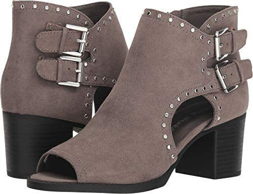 - Dirty Laundry by Chinese Laundry Women's TENSLEY Ankle Boot, Slate Suede, 7 M US