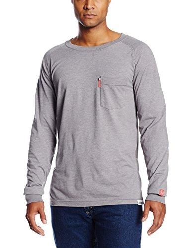 Benchmark Men's Flame Resistant 2nd Skin Ultra-light Shir...