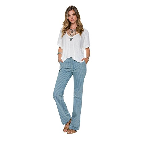 Blue 2 Flare Jeans - 7