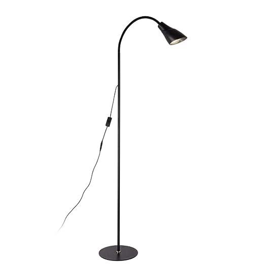 FREENN Lámpara de Pie LED Lámparas Modernas de Cuello de ...