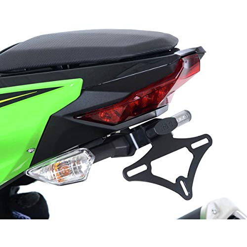 R&G License Plate Bracket Tail Tidy lp0245bk Kawasaki Ninja ...