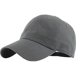 KBETHOS Men and Women Low Profile Polo Classic Style Baseball Cap Hat Cotton Adjustable
