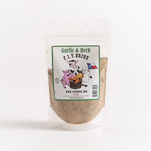 FIT Brine Garlic & Herb (8oz)