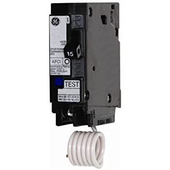 GE THQL1115AFP2 THQL1115AF2 15A ARC-FAULT AFCI CIRCUIT BREAKER NEW IN PACKAGE