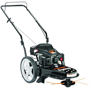 Remington 22-Inch Trimmer Lawn Mower by MTD Products