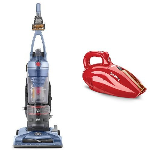HOOVER T-Series Pet Vacuum + Hand Vac Bundle