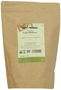 Davidson's Tea Bulk, Ceylon Op Black, 16-Ounce Bag