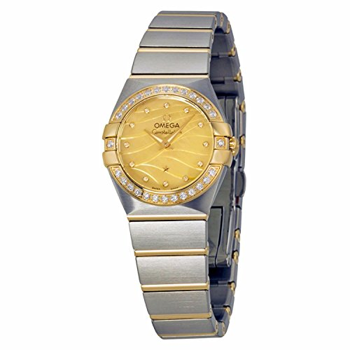 Omega-Constellation-Champagne-Mother-of-Pearl-Dial-Steel-and-Yellow-Gold-Diamond-Ladies-Watch-12325246057001
